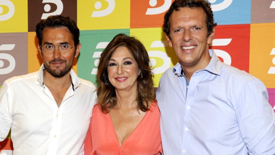 "Paolo Vasile: ""Ana Rosa no toca los cojones"""