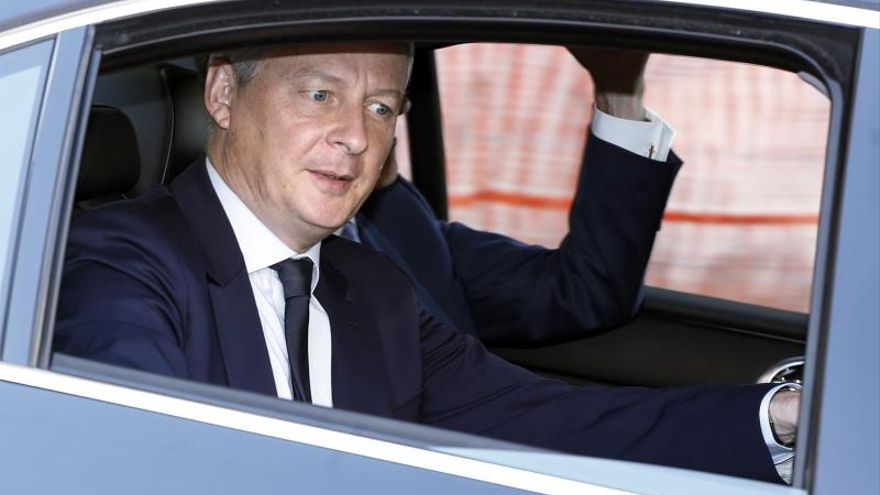Francia pide aprobar la tasa digital este año aunque quede abierta su aplicación