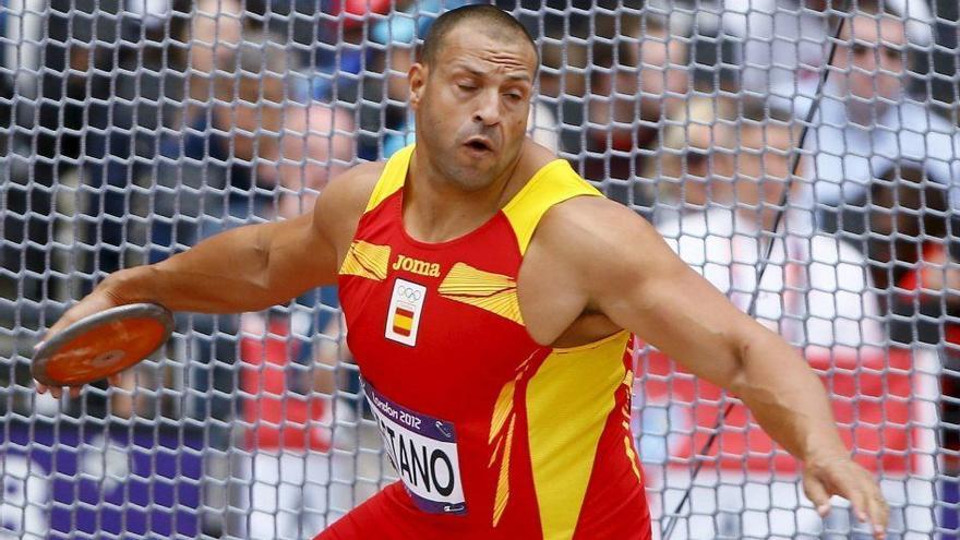 El atleta tinerfeño ha defendido los colores de la selección española hasta en 49 ocasiones.