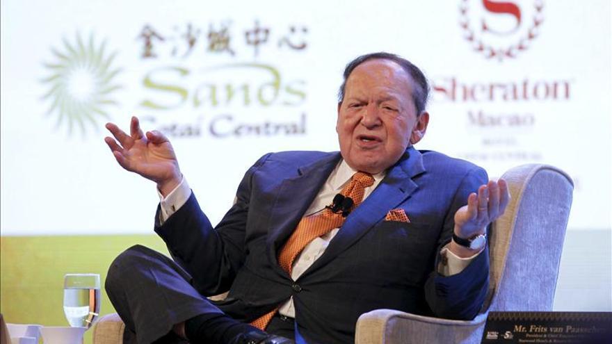"""Las Vegas Sands admite a la SEC una """"probable"""" implicación en sobornos fuera de EE.UU."""