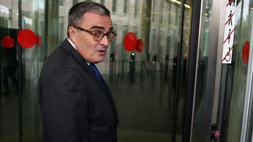 Àngel Ros (PSC) tilda de excesiva la decisión de encarcelar a miembros Govern
