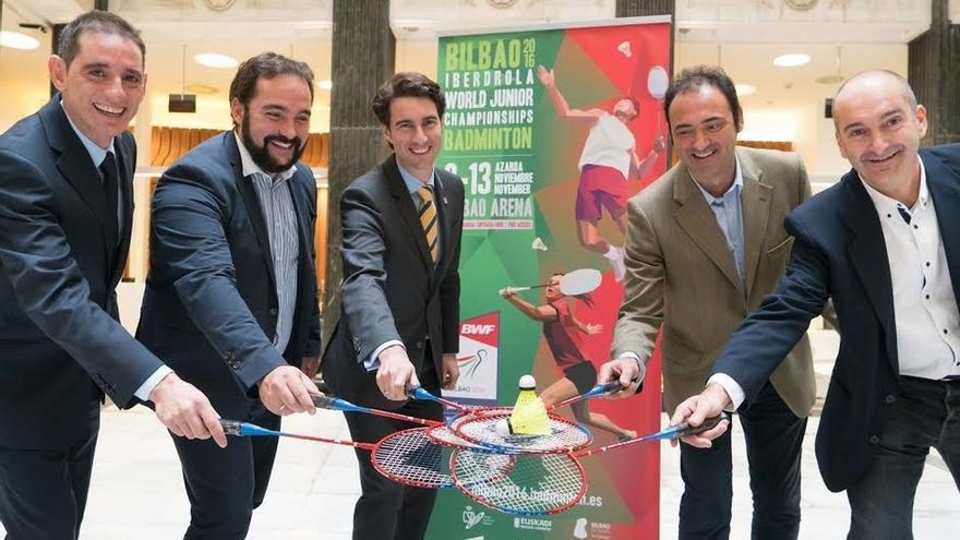 Bilbao será sede del mayor evento de Bádminton celebrado hasta la fecha a nivel internacional