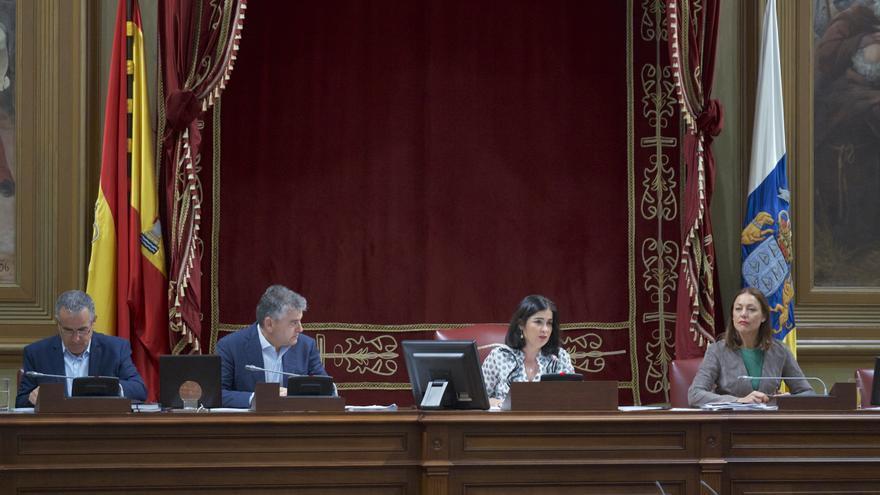 Pleno del Parlamento de Canarias (Flickr Parcan)