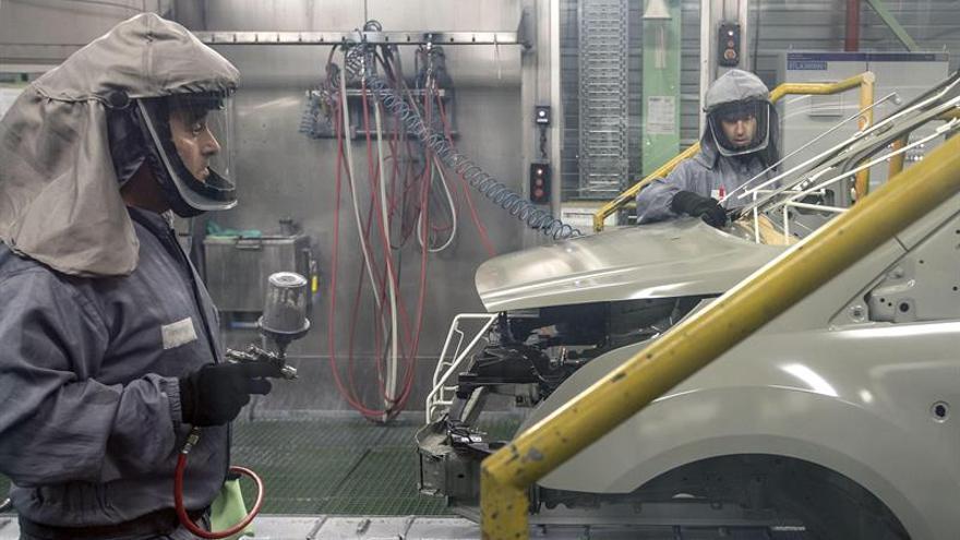 La planta de motores de Ford Almussafes funcionará al 50 % durante diez meses
