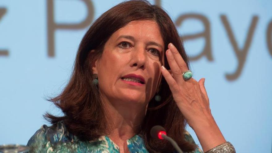 La directora de la Agencia Española de Protección de datos, Mar España Martí.