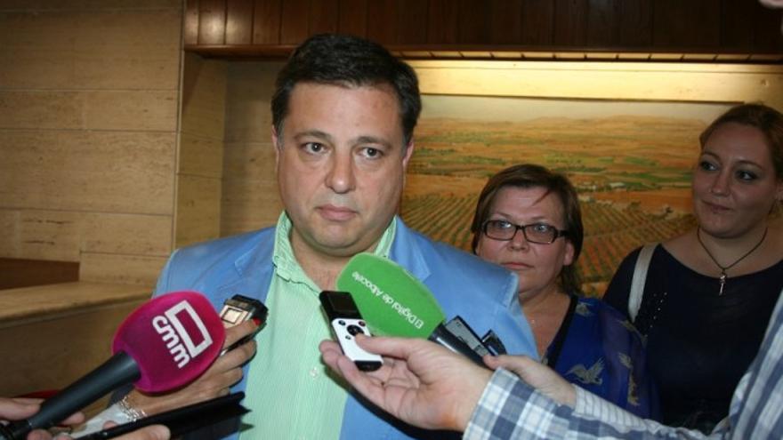 Manuel Serrano será el candidato del PP a la Alcaldía de Albacete en las próximas elecciones