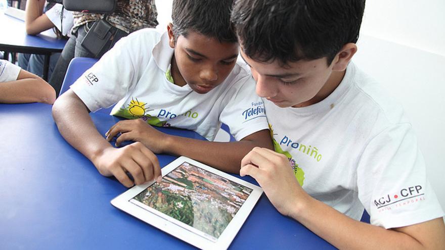 Los niños prefieren las tabletas a los e-readers