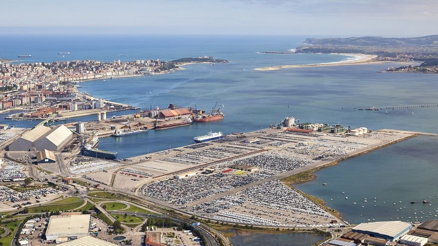 Bergé solicita a la Autoridad Portuaria prorrogar su concesión en el Puerto de Santander