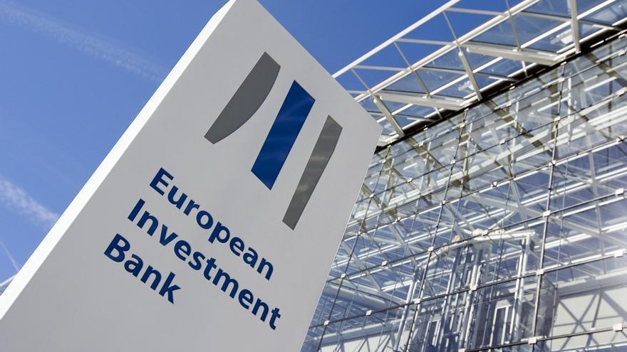 Sede del BEI en Luxemburgo.