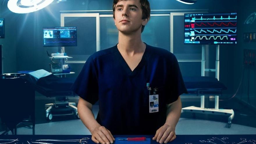 'The Good Doctor' regresará con su temporada 4 'infectada' por el coronavirus