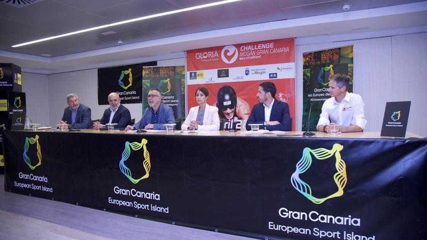 Presentación del Gloria Challenge Mogán Gran Canaria 2017