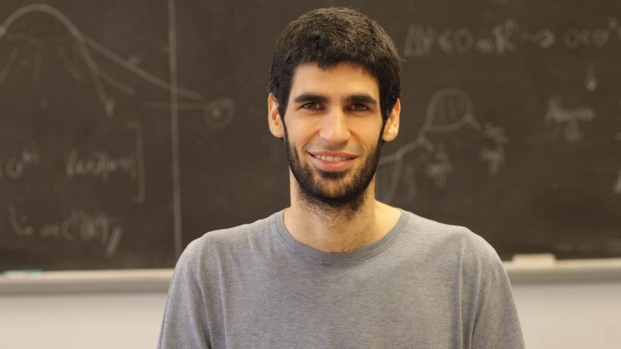 Xavier Ros-Oton, el matemático que recibió uno de los premios Princesa de Girona 2019