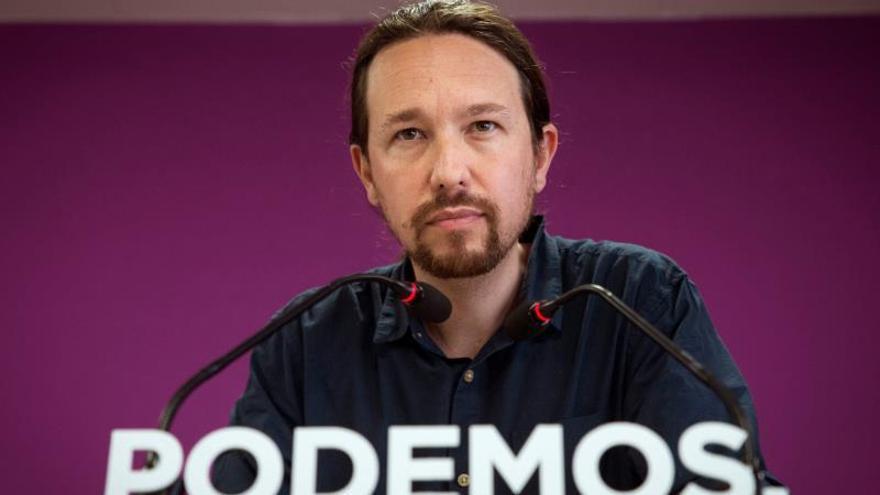 """Iglesias: """"Si el PSOE vuelve a hacer la misma oferta nos sentamos a negociar"""""""