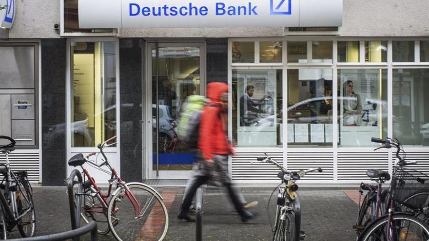 Deutsche Bank acometerá una ampliación de capital de 8.000 millones de euros