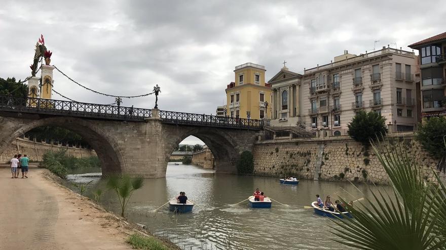 Según la CHS, ningún tramo del río Segura desde su nacimiento está declarado como playa fluvial