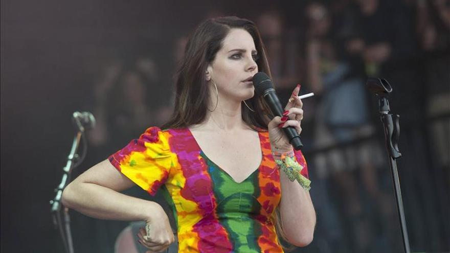 """Lana del Rey compone dos canciones para """"Big eyes"""", nuevo filme de Tim Burton"""