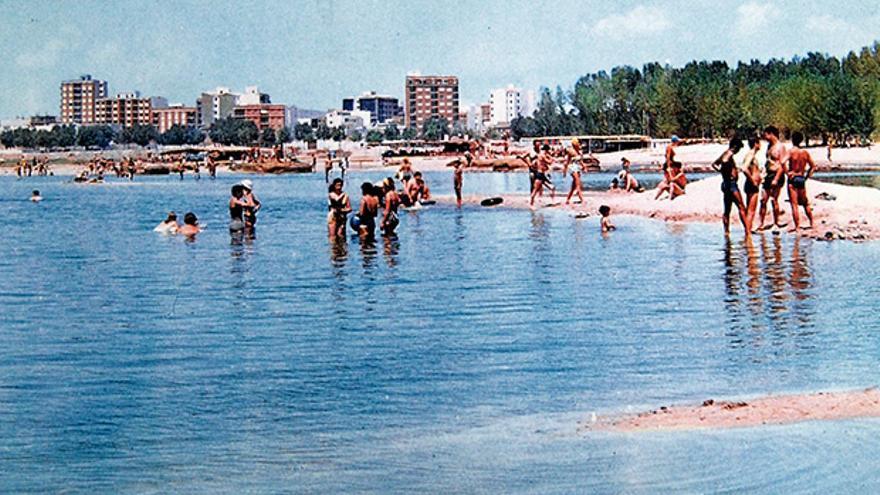 Playa Los Arenales Talavera