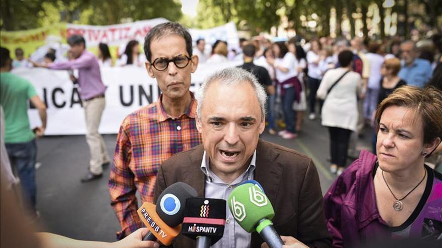"""El PSOE no ha pedido la dimisión de Carmona a pesar de su """"mal resultado"""""""