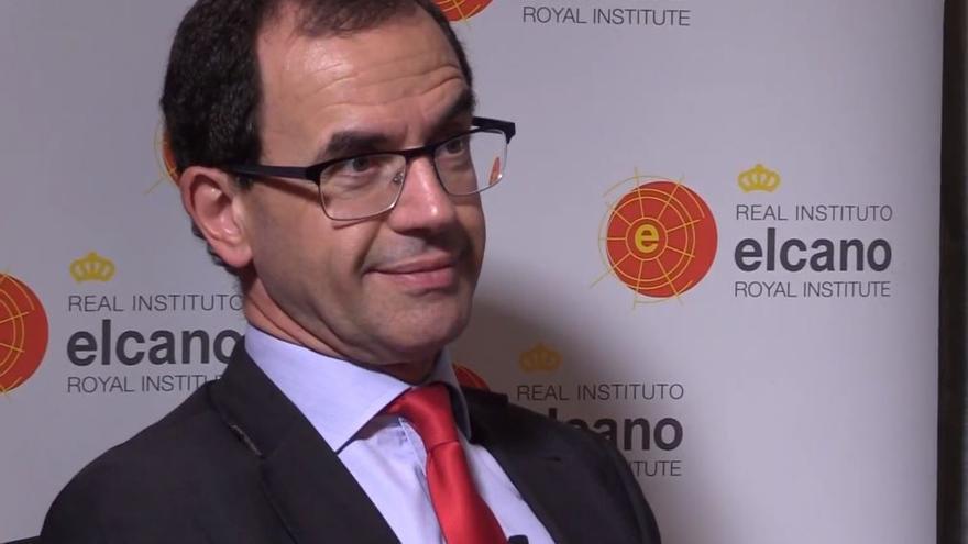 Camilo Villarino, jefe de Gabinete de Arancha González Laya.