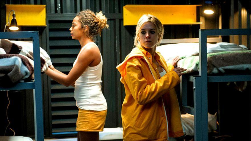 Rizos y Maca, en la tercera temporada de Vis a vis