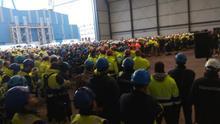 Navantia Puerto Real pide la dimisión de la dirección por la muerte de otro trabajador