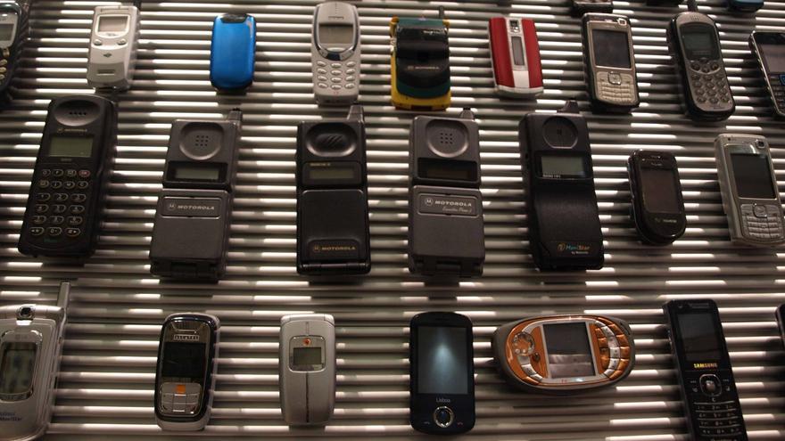 La mayor colección de móviles de España se está gestando en Madrid