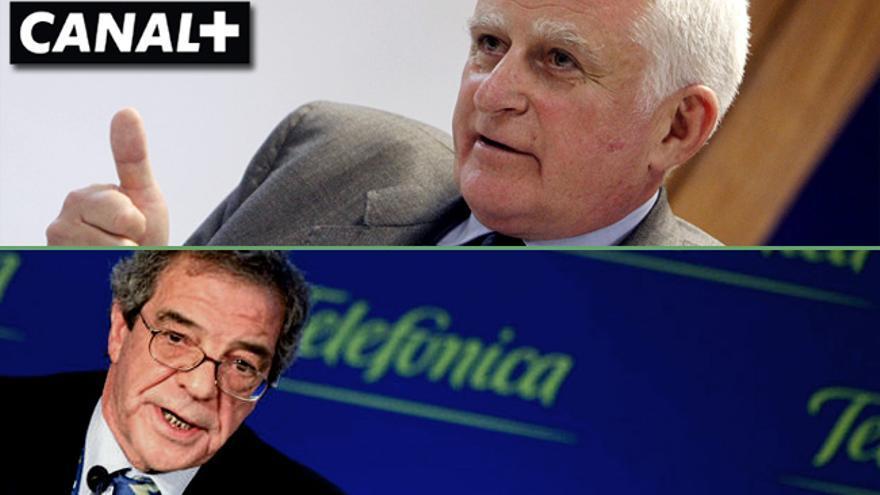 Ya es oficial: Mediaset vende su 22% de Canal Plus a Telefonica, que pasa a controlar toda la TV de pago