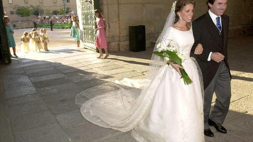 Gürtel pagó una parte de la boda de la hija de Aznar en 2002, según El País