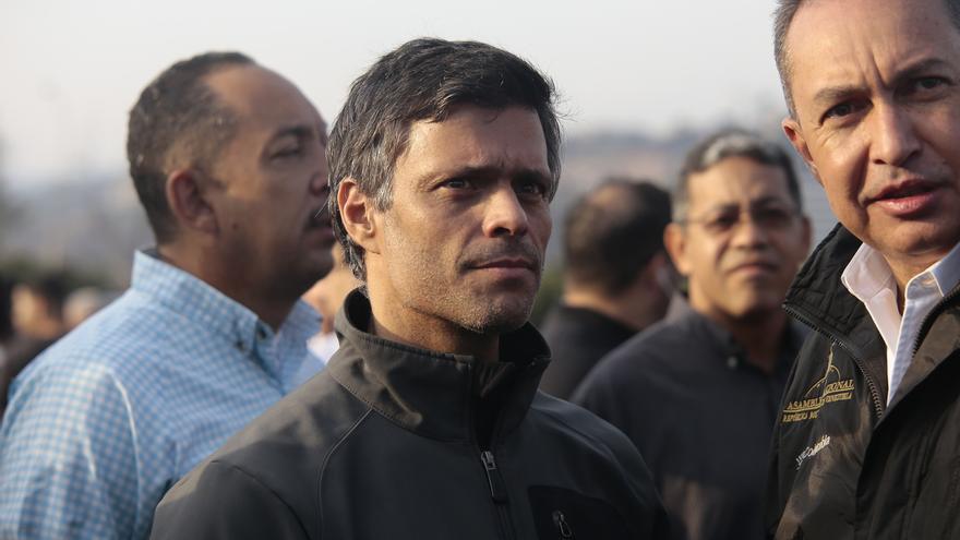 El Gobierno confirma que Leopoldo López y su familia se encuentran en la embajada de España en Caracas