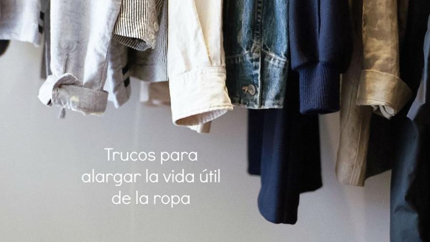 Vida útil ropa - Isabel Vicente