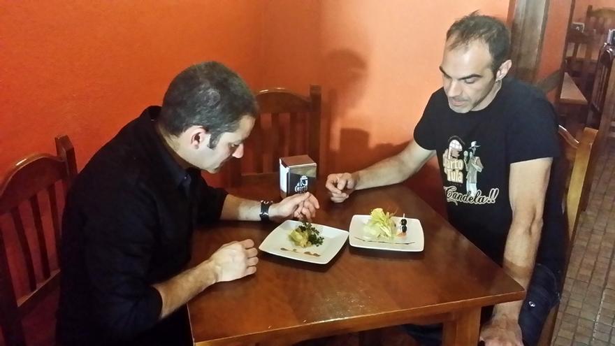 El recorrido gastronómico por Santa Cruz de La Palma, Breña Alta, Breña Baja y Villa de Mazo ofrece 58 tapas distintas.