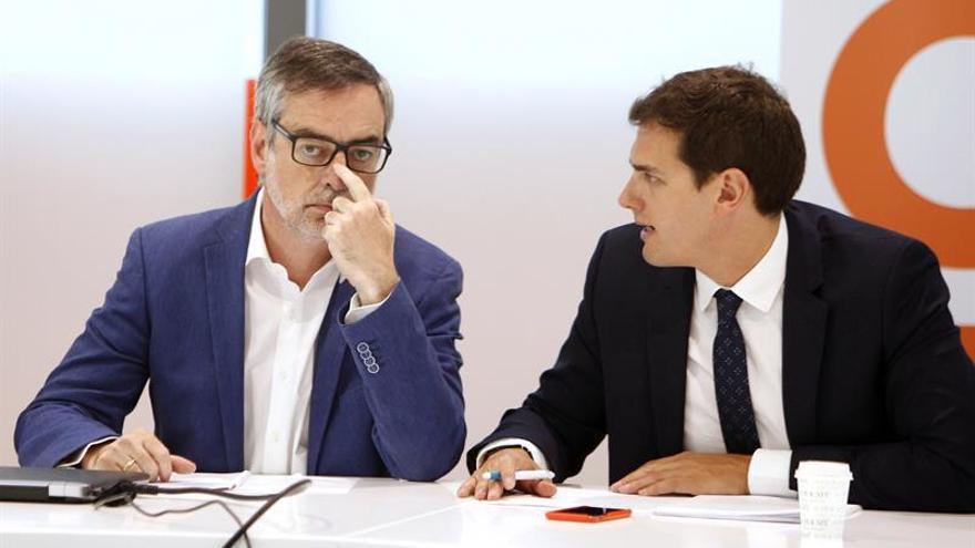Ciudadanos releva a Alexis Marí como portavoz de las Cortes valencianas
