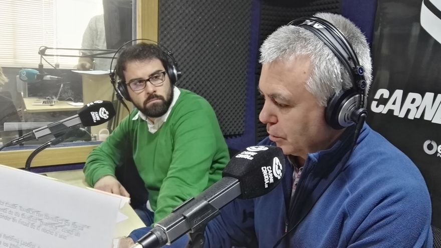 José Luis Avilés en Carne Cruda