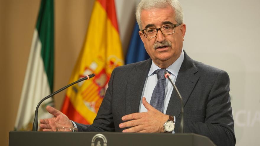 """Jiménez Barrios destaca que el nuevo Gobierno andaluz """"ha arrancado con fuerza y no va a parar"""" en los próximos dos años"""