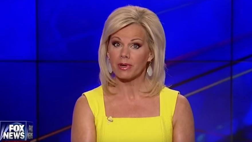 La presentadora Gretchen Carlson // Fox News