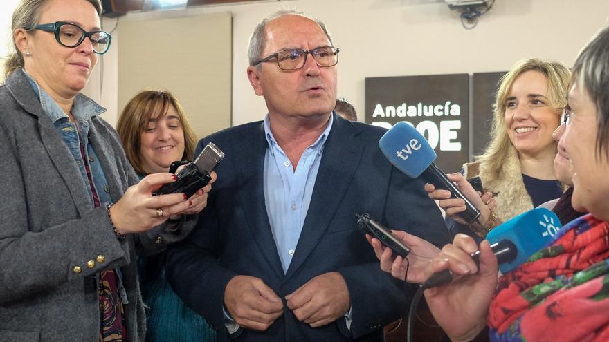 El PSOE-A afirma que sólo los militantes decidirán cuántos candidatos hay a la Secretaría General del PSOE
