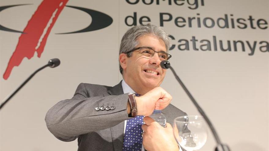 """Homs asegura que el proceso catalán """"lo ganará quien cometa menos errores"""""""