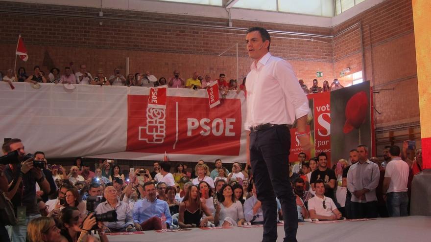 """Pedro Sánchez advierte que """"la unión es un valor"""" y llama a construir """"los estados unidos de Europa"""""""