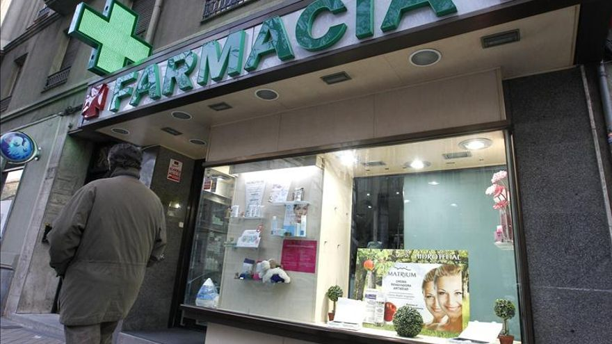 En España hay una farmacia por cada 2.023 habitantes