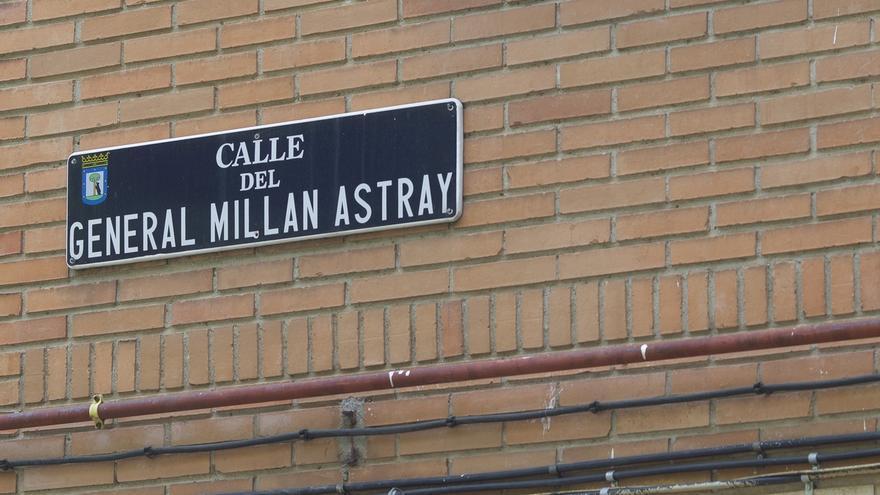 Un juzgado suspende cautelarmente el cambio de nombre de las calles franquistas de Madrid.