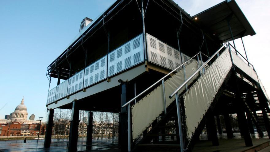 Caixafórum repasa la obra del industrial y diseñador de muebles Jean Prouvé
