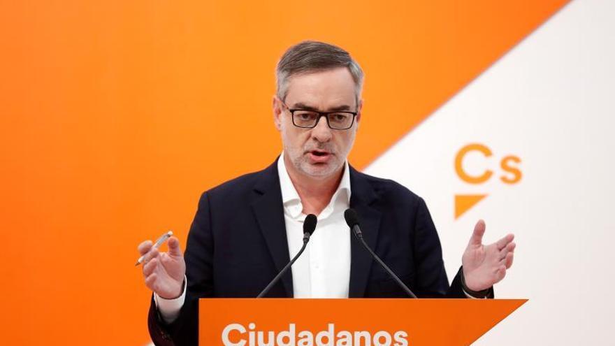 Cs reprocha a Sánchez que obvie la situación de los derechos humanos en China