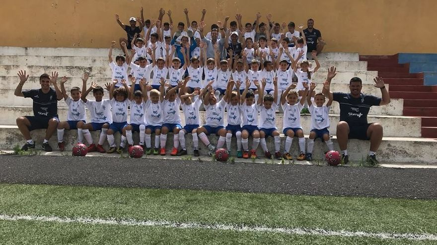 Campus Suma CD Tenerife en El Hierro