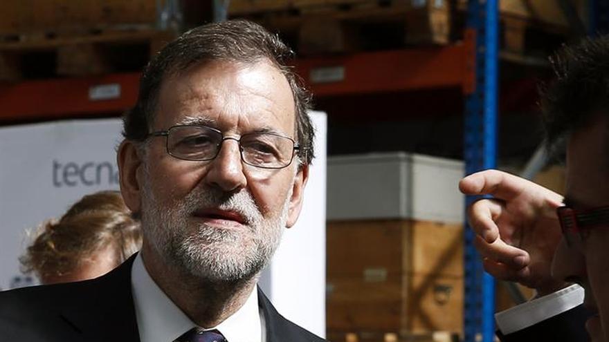 Rajoy traslada a Italia sus condolencias por el fallecimiento de Ciampi