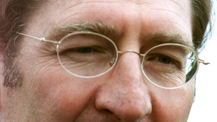 Asesor de la izquierda abertzale, el abogado sudafricano Brian Currin