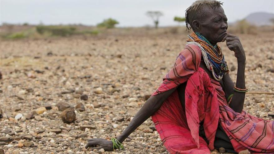 """Kenia declara la actual sequía un """"desastre nacional"""""""
