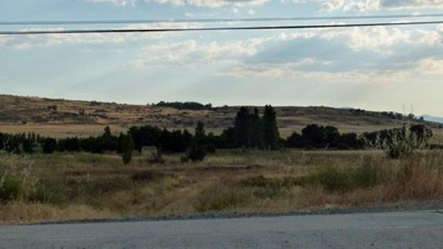 Zona de las afueras de Ávila donde se preveía construir cerca de 4.000 viviendas. Ávilared.com