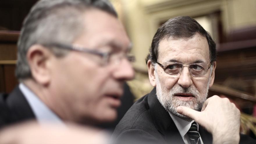 Rajoy mantiene su viaje a China, mientras gestiona el relevo de Gallardón