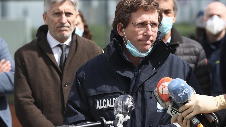"""Alcalde Madrid: """"no se recuperará de forma inmediata la normalidad cotidiana"""" tras confinamiento"""