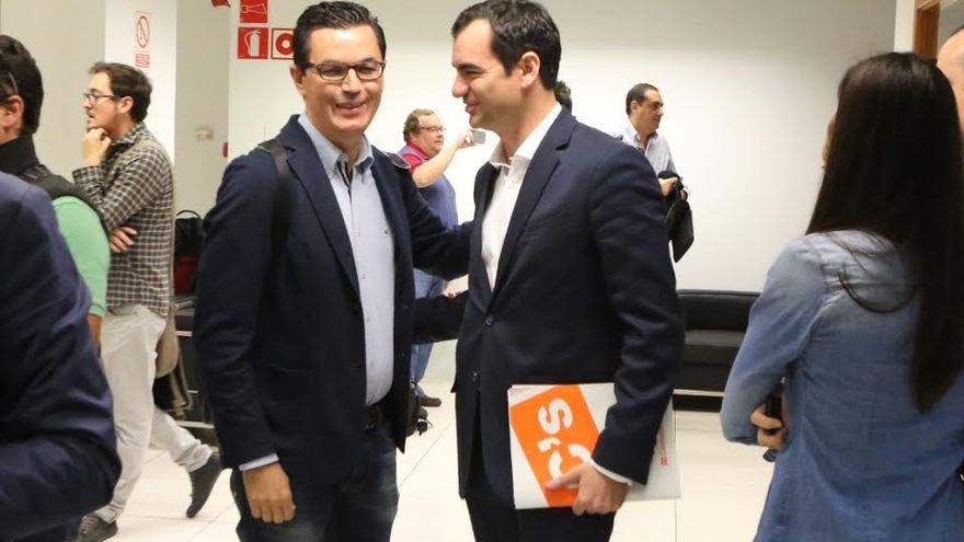 Pablo Rodríguez y Saúl Ramírez.